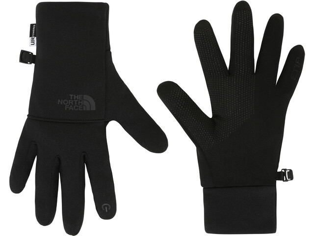The North Face Etip Recycled Guantes Mujer, negro